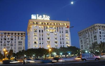 فندق بطنجة يخصص غرفه لإيواء الطاقم الطبي