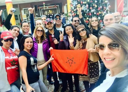 مشاهير مغاربة يطلقون حملة تشجيع السياحة الوطنية